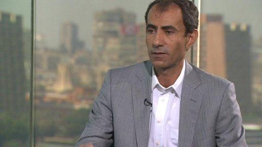 Yosri Fouda