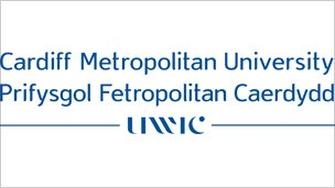 New Cardiff Metropolitan University logo