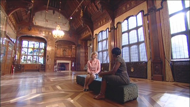 Inside Two Temple Place in London