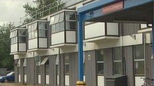 James Paget Hospital