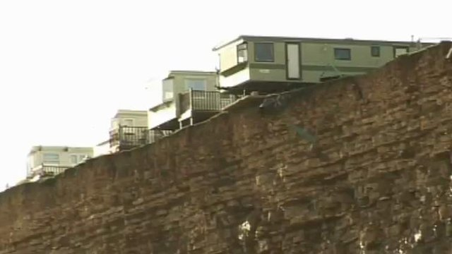 Nobody was injured at Porthkerry Leisure Park in the Vale of Glamorgan