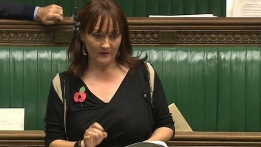 Labour MP Kerry McCarthy