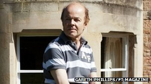 Christopher Jefferies (Gareth Phillips/FT Magazine)