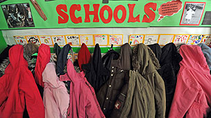 School coats