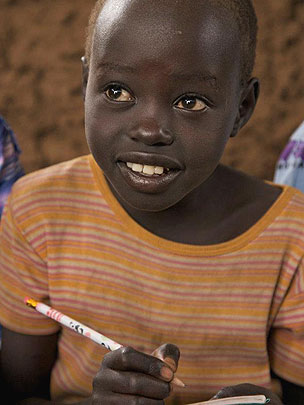 Brac school in South Sudan
