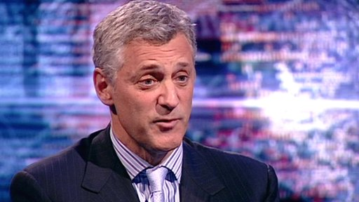 BBC News - Hardtalk - Anger at bankers perfectly legitimate