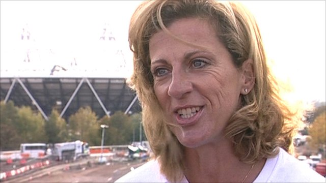 Sally Gunnell