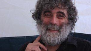 Writer Gershom Gorenberg