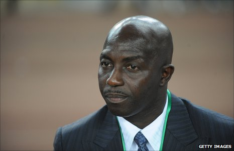 Former Nigeria coach Samson Siasia