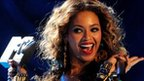 Beyonce at the 2009 MTV Awards