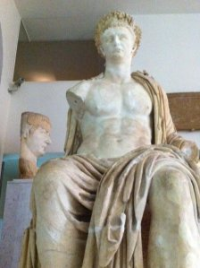 Roman statue in Libya&#039;s National Museum