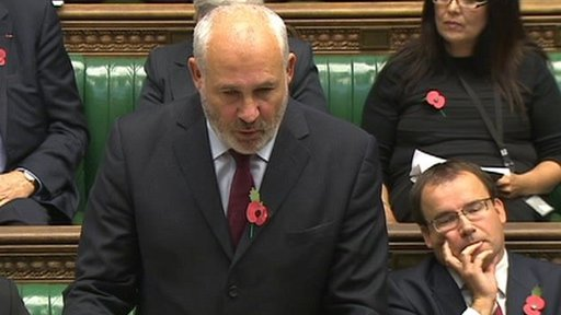 Shadow Cabinet Office minister Jon Trickett