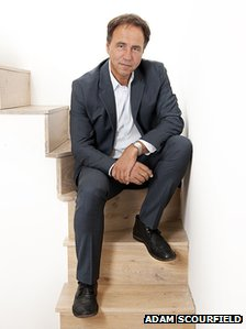 Anthony Horowitz (Photo: Adam Scourfield)