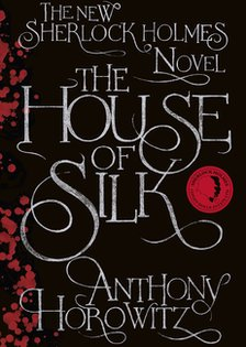 The House of Silk book cover