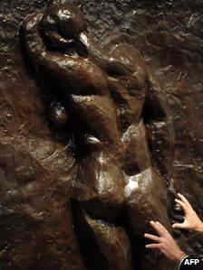 Henri Matisse's Nu de dos