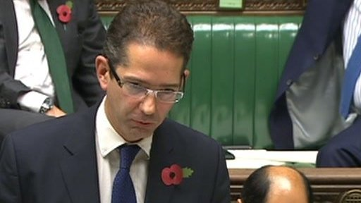 Justice Minister Jonathan Djanogly MP