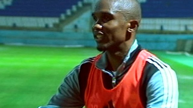 Samuel Eto&#039;o