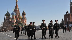 Russia's Red Square