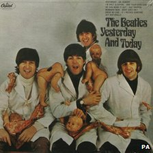 The Beatles Yesterday And Today record sleeve