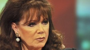 Jackie Collins
