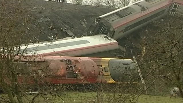Grayrigg train crash