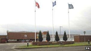 Featherstone Prison