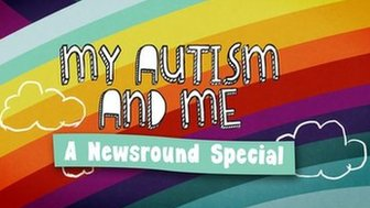 Title slide from My Autism and Me