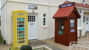 Guernsey's Telephone Museum