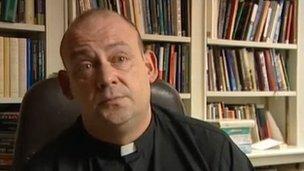 Canon Chancellor Giles Fraser