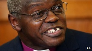 Archbishop of York Dr John Sentamu