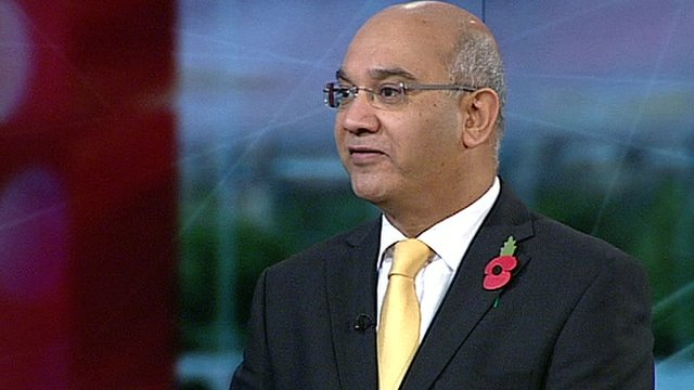 Keith Vaz on BBC Breakfast