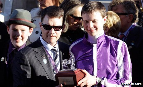 Aidan and Joseph O'Brien