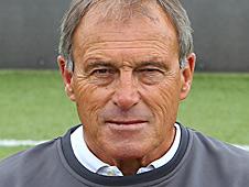 Former Crewe Alexandra manager Dario Gradi