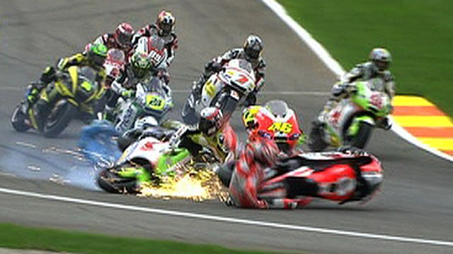 Motogp Crash Death | www.imgkid.com - The Image Kid Has It!