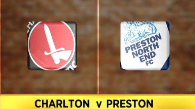 Charlton v Preston