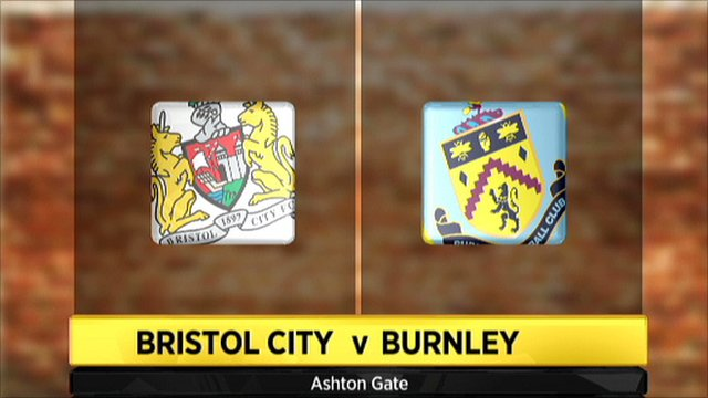 Bristol City v Burnley
