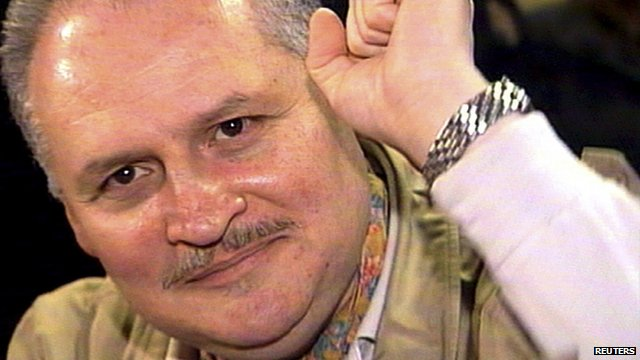 Ilich Ramirez Sanchez, better known as Carlos the Jackal, in 2000