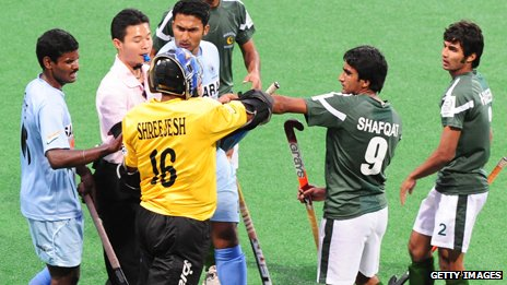 India and Pakistan square off against each other in the Asian Champions Trophy
