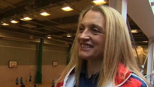 Alison Williamson - Five-time Olympian