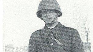 Jozef Maciag in Biała Podlaska, Poland