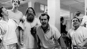 One Flew Over The Cuckoo&#039;s Nest