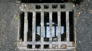 Gully (drain) cover