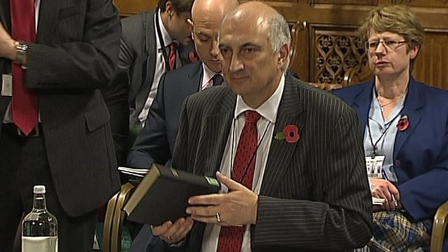 Anthony Inglese swears oath