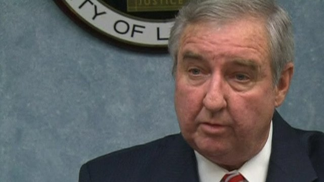 District Attorney Steve Cooley