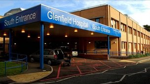 Glenfield Hospital
