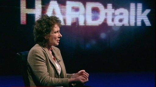 Jeanette Winterson, author