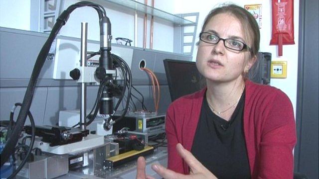 Dr Stephanie Lacour