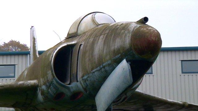 Supermarine Swift F4. WK 275