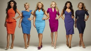 The female stars of The Only Way is Essex