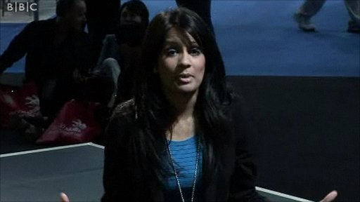 BBC presenter Sonali Shah